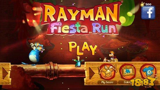 绝佳跑酷游戏《雷曼:竞速嘉年华》评测