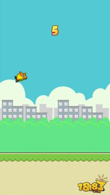 Flappy bird HD汉化版网盘下载