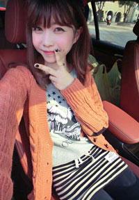 小清新美女玩家Yuu