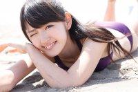 日本虎牙美女铃木爱理写真