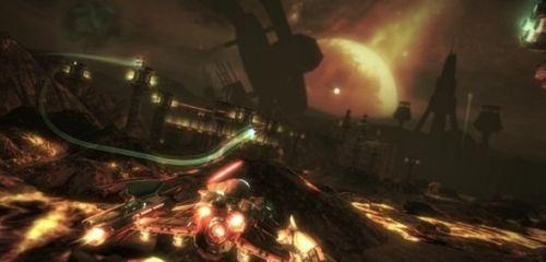 太空战斗新作《黑暗太空》将于夏季发布