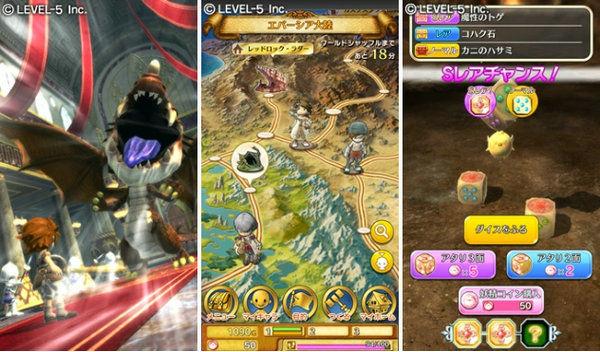 王道RPG《奇迹幻想》游戏截图