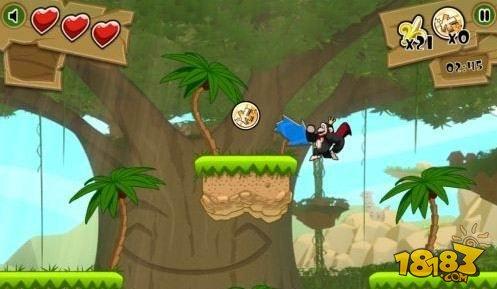 《琪巴和昆巴:丛林跳跃》评测
