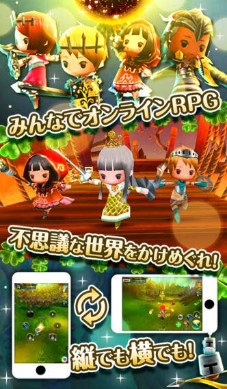 3D本格RPG手游《Klee:水弄月巷》登陆iOS平台
